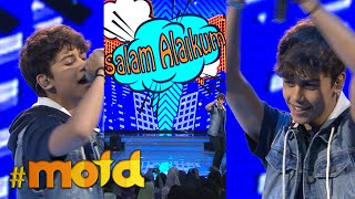 Video Harris J 'Salam Alaikum' Indonesia dan RCTI [MOTD] [30 Nov 2015] download MP3, 3GP, MP4, WEBM, AVI, FLV Maret 2018