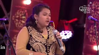 """""""Naadamaya ee Lokavella"""" by Anvita at 55th Bengaluru Ganesh Utsava"""