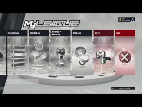 NBA 2K18 Wishlist Part 2 - MyLeague