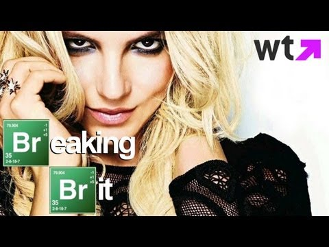Britney Spears 'Work Bitch' Gets The Breaking Bad Treatment (WATCH)