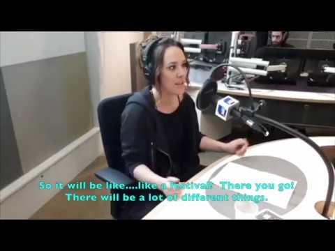ZAZ Et OLIVIER MALINAUD - Interview - English Sub-titles