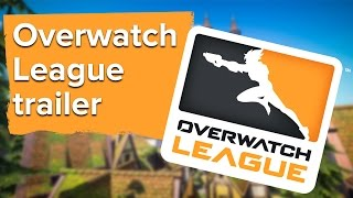 Overwatch League trailer - Krusher99, sure why not?