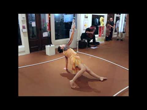 Malagueña Improvisation And Interpretive Dance