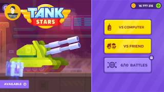 Bowmasters Tank Stars All Tanks Unlocked Gameplay