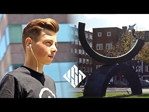 Jaro Frijn 2016/2017 - USD Skates