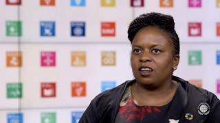 Global Goals in Action: Sanda Ojiambo, Head of Corporate Responsibility for Safaricom thumbnail