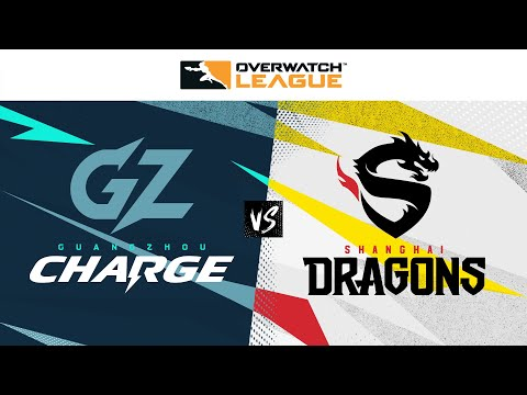 SD vs GC - Overwatch League 2021 - Map 4
