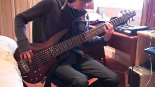 Innocence Faded - Dream Theater (Bass Cover)