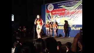 Kalayaan 2013 The Taxco Girls @San Fernando Pampanga