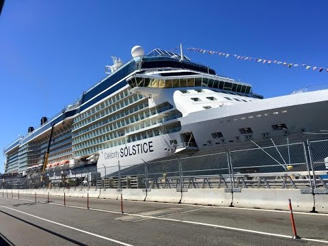 Tour of the Celebrity Solstice