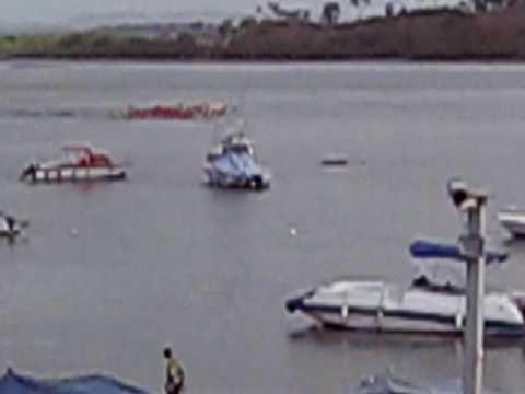 Kenya Mombasa Tudor Creek dragon boat regatta