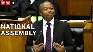 Deputy President David Mabuza answered questions in the National Assembly on 26 November 2020. Among some of the questions answered, Mabuza tackled struggling SOEs and gender-based violence.