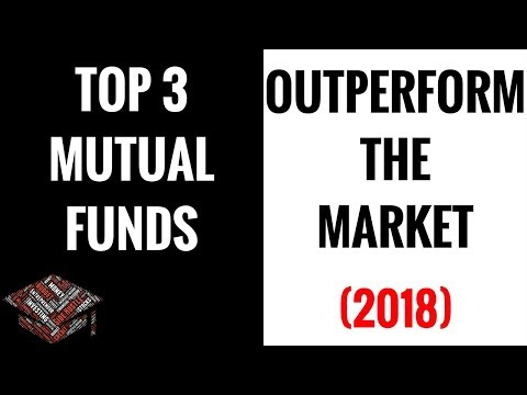 The Best Mutual Funds For 2018