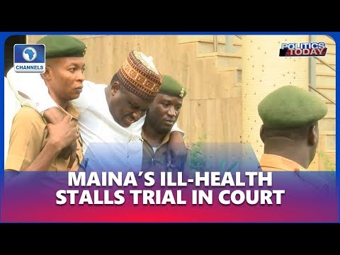 Maina's Ill-Health Stalls Trial In Court thumbnail