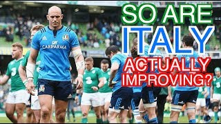 So Are Italy Actually Improving? | Squidge Rugby