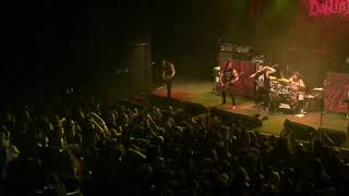 The black dahlia murder live at The O2 forum, Kentish town, London - 18th march 2018.