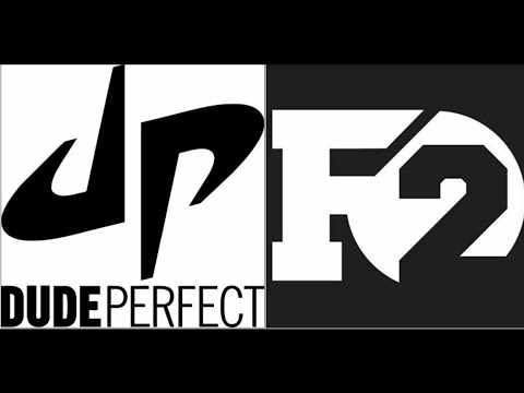 Mejor Vídeo De YouTube/Dude Perfect And F2 free stylers/