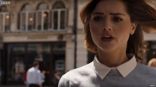Finding Trap Streets - Face The Raven - Doctor Who - BBC