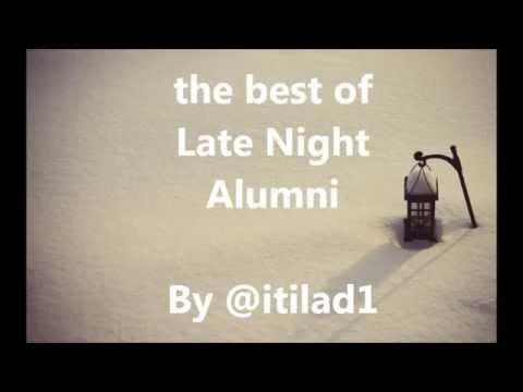 The Best of Late Night Alumni  Daliti