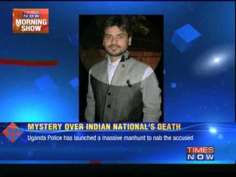 Indian murdered in Uganda