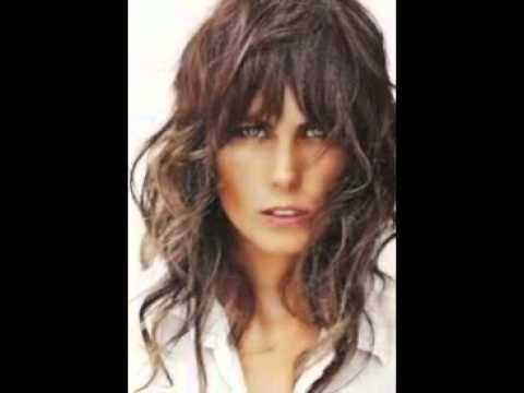 hair styles for bangs shag hairstyles 4327