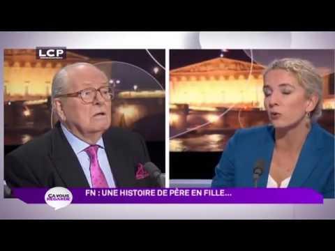 Jean Marie Le Pen taclé sur son patrimoine pendant les régionales 2015