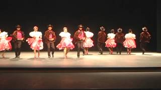 Ballet Folklórico Fiesta Mexicana Estam...