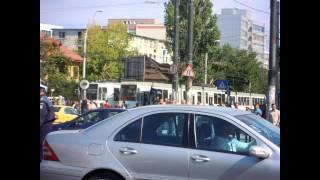 Eye report: accident in intersectia Sebastian cu Calea Ferentari (vineri - 27 septembrie, 2013)