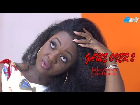 GAME OVER 2 JACKIE APPIA JOHN DUMELO - 2018 Nollywood Ghana English Movie