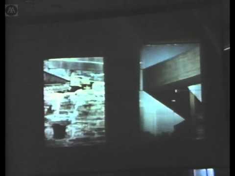 Sverre Fehn - John Dennys Memorial Lecture