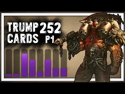 Hearthstone: Trump Cards - 254 - All Are Stronger Than Him - Part 1 (Warrior Arena)