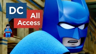 EXCLUSIVE CLIP from LEGO Batman: Be-Leaguered