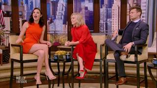 """Gal Gadot Reacts to The """"Live"""" Crew"""