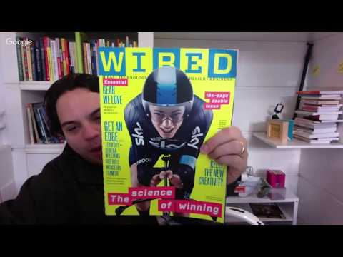 BOM DIA! The Science of Winning (Revista Wired)