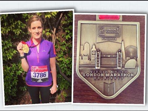 My Journey To Running The 2017 London Marathon   Emily Askew