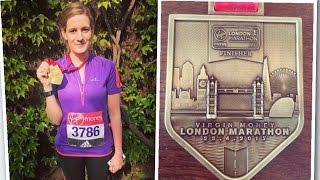 My Journey To Running The 2017 London Marathon | Emily Askew