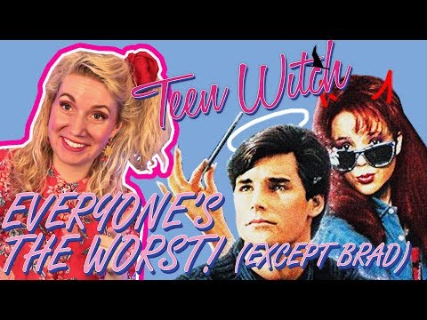 Teen Witch: Everyone's the Worst! (Except Brad) (Movie Nights)