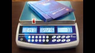 Счетные весы: работа в счетном режиме.mpg