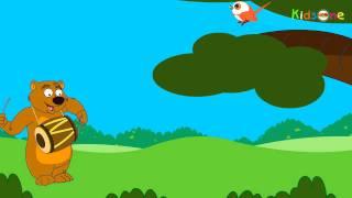 Chu Chu Karti Aayi Chidiya || Hindi Animated Rhymes for Kids - KidsOne