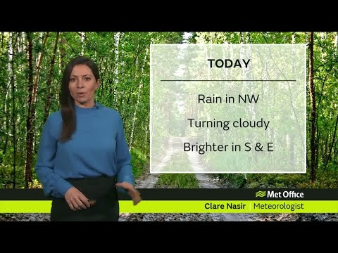 Wednesday afternoon forecast 21/03/18