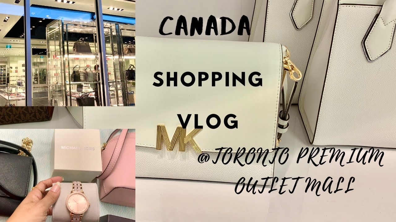 Canada Shopping & Haul | Toronto Premium Outlet Mall |Tamil Vlog | Michael Kors |American Eagle