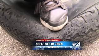 The warnings for buying used tires