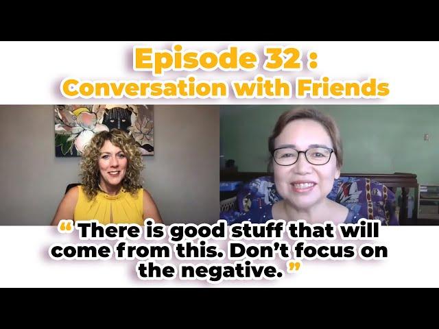 Conversation with Cathleen Elle North Carolina USA Episode 32