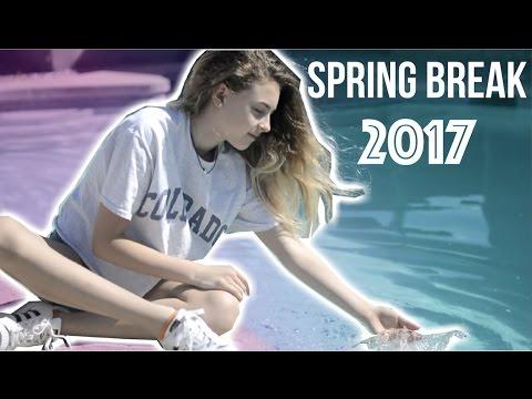 CALIFORNIA 2017! APRIL BREAK!
