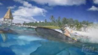Dead or Alive Xtreme 2 Xbox 360 Trailer - E3 Trailer
