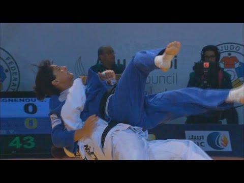 Judo Highlights IPIC ABU DHABI Grand Slam 2015