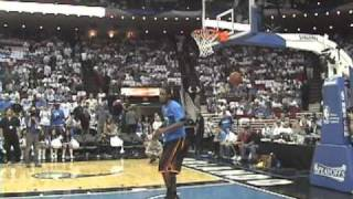 TFB::Dunks:: Team Flight Brothers takes over Orlando Magic Half-Time (Best Dunk Shows in the World)