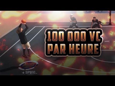 NBA 2K19 COMMENT GAGNER PLUS DE VC l ASTUCE 100K PAR HEURE l GLITCH