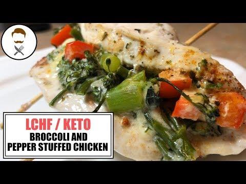 creamy-broccoli-&-pepper-stuffed-chicken-  -the-keto-kitchen