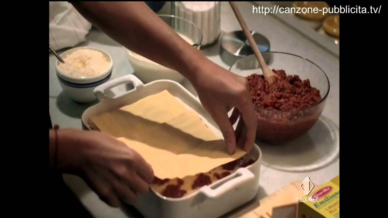 lasagne emiliane barilla - youtube - Come Cucinare Le Lasagne